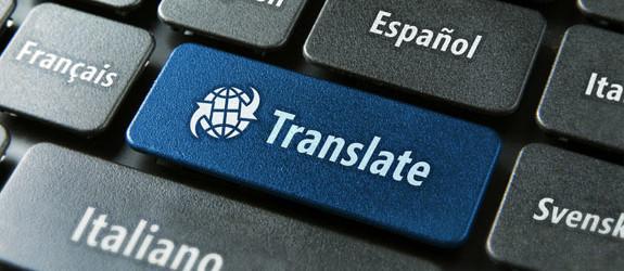 Dịch thuật tiếng Anh